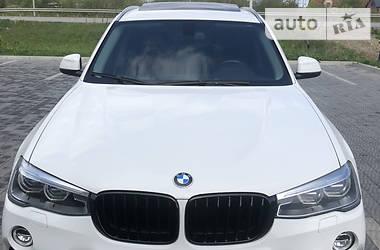 BMW X3 2016 в Стрые