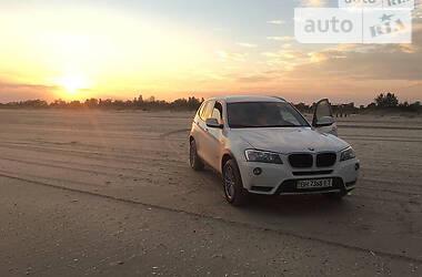 BMW X3 2012 в