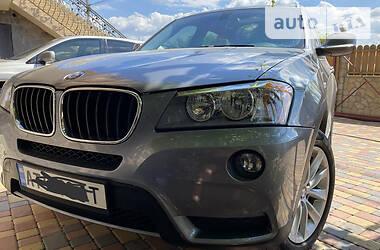 Позашляховик / Кросовер BMW X3 2013 в Чернівцях