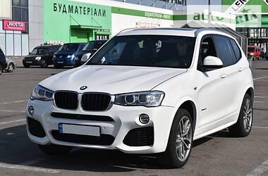 BMW X3 2017 в Киеве