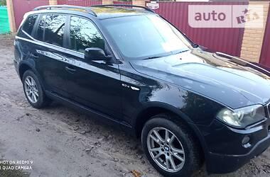 BMW X3 2007 в Виннице
