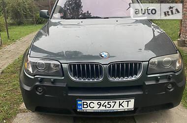 BMW X3 2005 в Львове