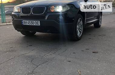 BMW X3 2009 в Краматорске