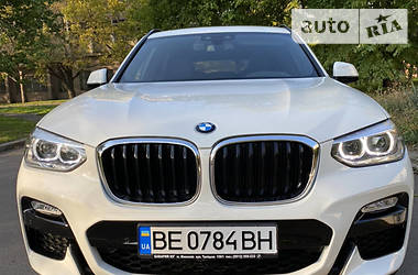 BMW X3 2018 в Николаеве