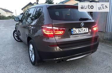 BMW X3 2011 в Львове