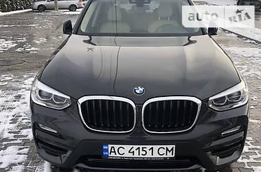 BMW X3 2018 в Луцке