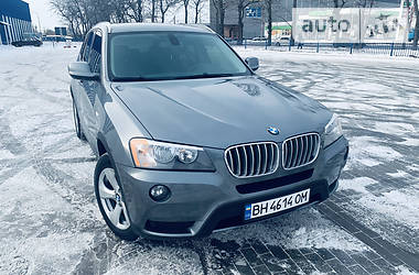 BMW X3 2012 в Одессе