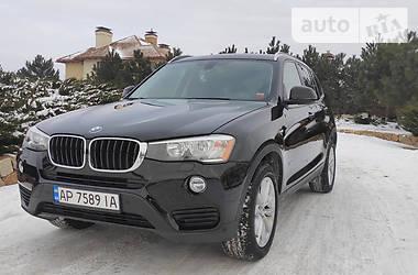 BMW X3 2017 в Бердянске