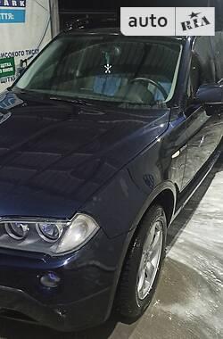 Внедорожник / Кроссовер BMW X3 2007 в Бориславе