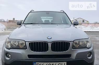 BMW X3 2008 в Сарнах