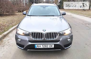 BMW X3 2016 в Слов'янську