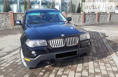 BMW X3 2010 в Ивано-Франковске