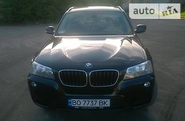 BMW X3 2014 в Тернополе