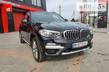 BMW X3 2018 в Черноморске