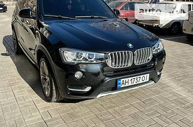 BMW X3 2016 в Мариуполе