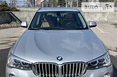 BMW X3 2015 в Тернополе