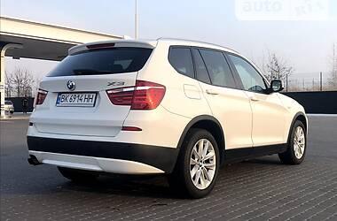 BMW X3 2012 в Ровно