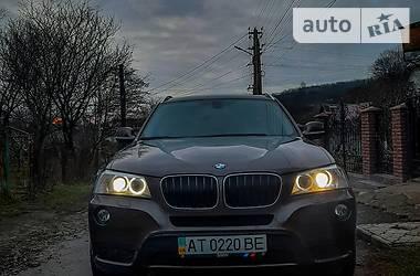 BMW X3 2012 в Калуше