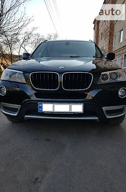 BMW X3 2011 в Староконстантинове