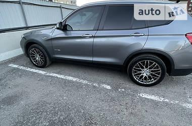BMW X3 2016 в Киеве