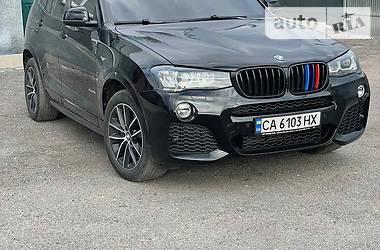 BMW X3 2016 в Черкассах