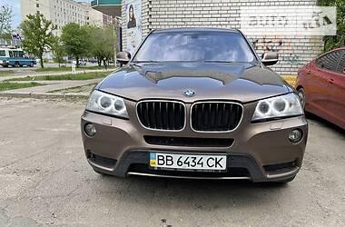 BMW X3 2013 в Северодонецке