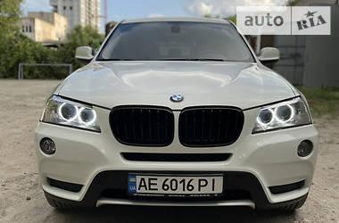 Внедорожник / Кроссовер BMW X3 2011 в Днепре