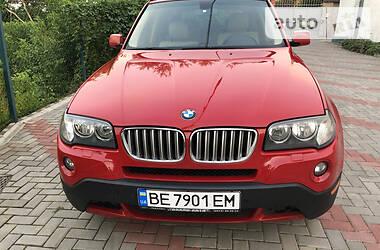 Универсал BMW X3 2007 в Николаеве