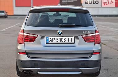Внедорожник / Кроссовер BMW X3 2011 в Бердянске