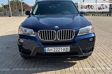 Хэтчбек BMW X3 2014 в Харькове