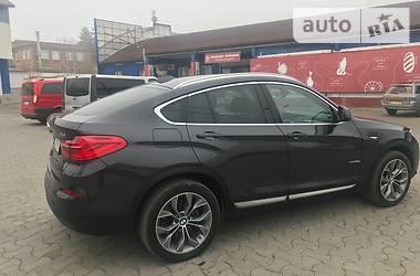 BMW X4 2015 в Черновцах