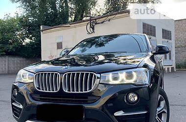 BMW X4 2016 в Кривом Роге