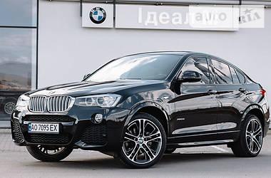 BMW X4 2015 в Ужгороде