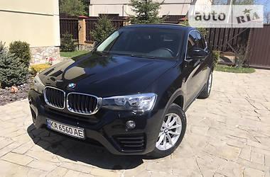 BMW X4 2017 в Львові