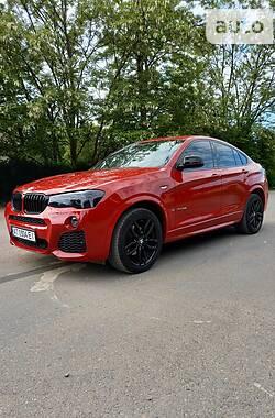 Внедорожник / Кроссовер BMW X4 2015 в Коломые