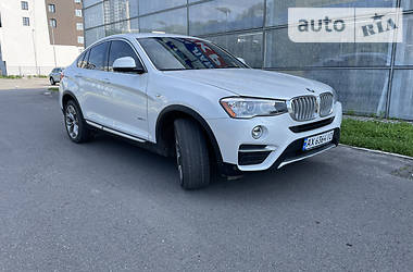 Унiверсал BMW X4 2017 в Харкові
