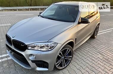 Внедорожник / Кроссовер BMW X5 M 2016 в Черновцах