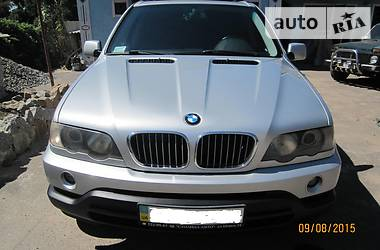 BMW X5 2001 в Умани