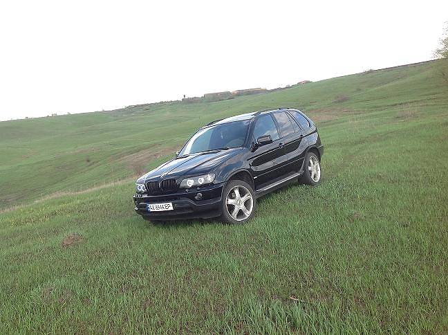 BMW X5 2001 в Харькове