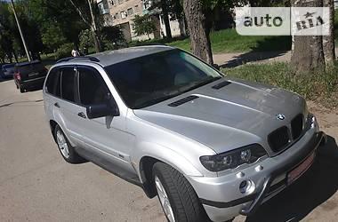 BMW X5 2003 в Днепре