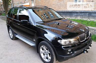 BMW X5 2006 в Ромнах