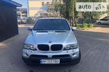 BMW X5 2004 в Житомире