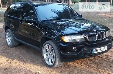BMW X5 2003 в Николаеве