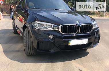 BMW X5 M package
