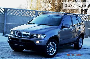 BMW X5 2005 в Ивано-Франковске