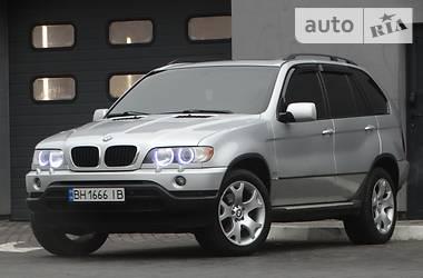 BMW X5 2003 в Одессе