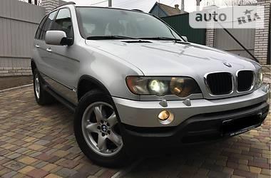BMW X5 2003 в Запорожье