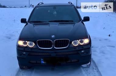 BMW X5 2004 в Чернівцях