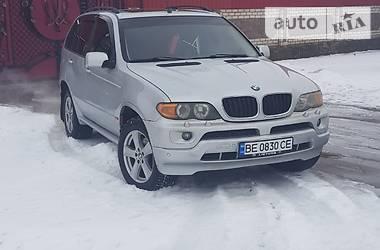 BMW X5 2003 в Новом Буге