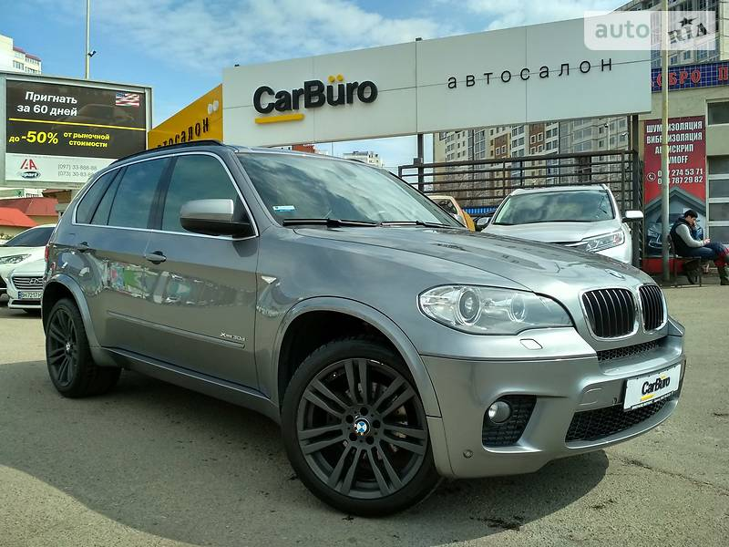 BMW X5 2012 года в Одессе
